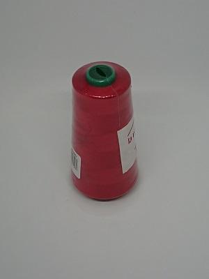 Bobine de fil rouge