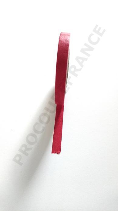 Bolduc collant rouge