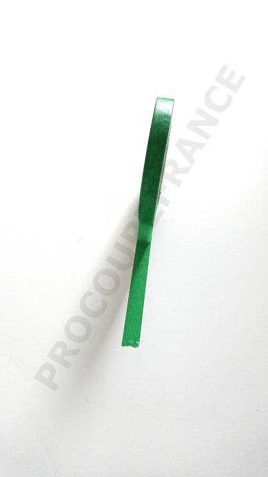 Bolduc collant vert