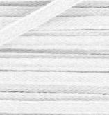 Bolduc coton 6mm blac