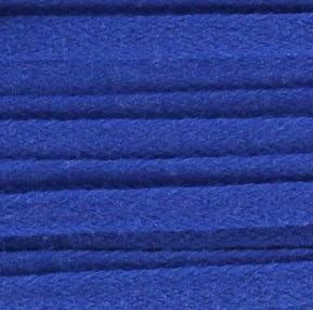Bolduc  cotton 6mm bleu