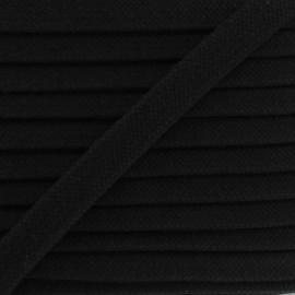 Bolduc cton 6mm noir