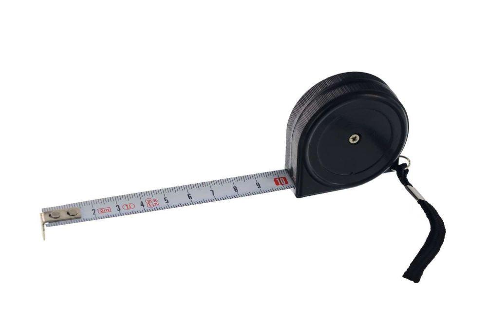 Centimetre a ressort blanc 2m