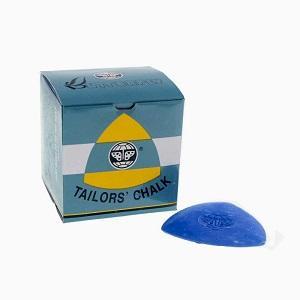 Craie tailleur bleu boite de 10
