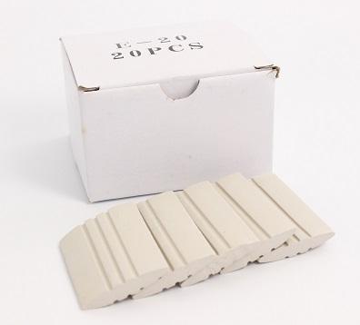 Craie tailleur blanche boite de 20