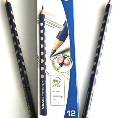 Crayon graphite lyra boite de 12