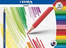 Crayon de couleur lyra boite de 12