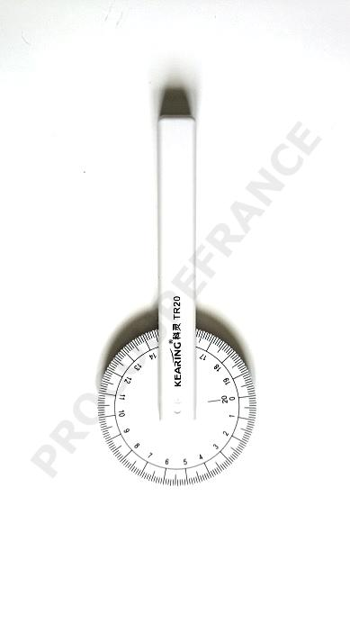 Curvimetre plastique tr20