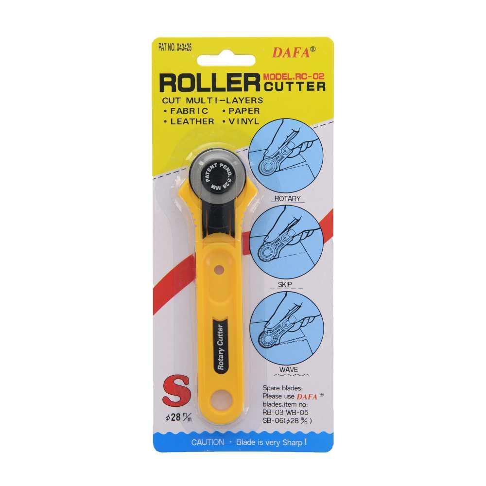 Cuter rotatif 28mm pas cher