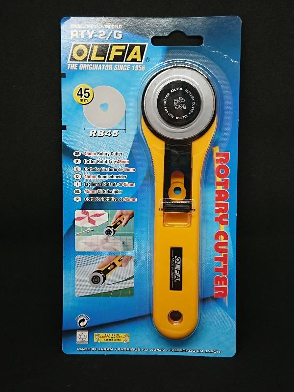 Cutter rotatif 45mm 1
