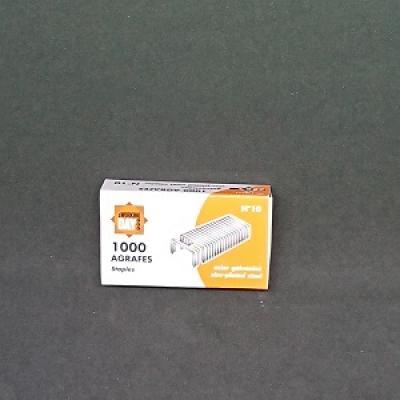 AGRAFE N°10 BOITE DE 1000
