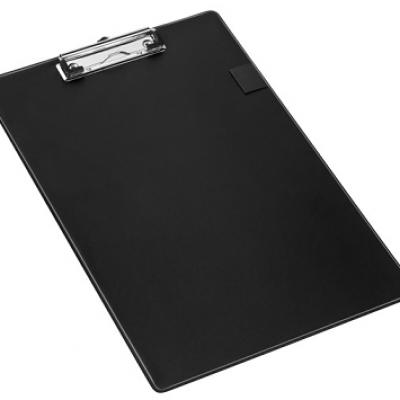 Porte document à pince