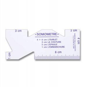 Somometre ou mesure ourlet pas cher